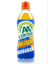 AA high energy 50cl pet fles
