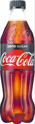 Coca cola zero 50cl pet fles