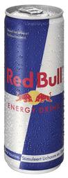 Red bull 25cl blik